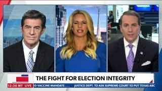 Election integrity update on Arizona, Georgia, Michigan and Wisconsin audits