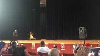 Heartwarming Father and Daughter Dance Recital