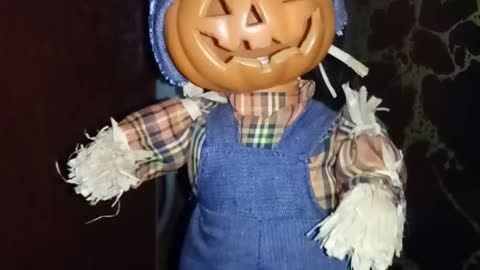 Stay Away Scarecrow