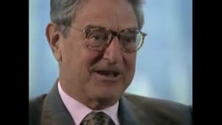 Lost Sixty Minutes George Soros Interview