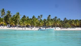 Dominican Republic, Isla Saona, January 2015.