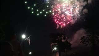 Fire Works 2019