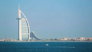 Dubai Future City 4K