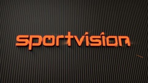 Concept sportvision online logo reveal