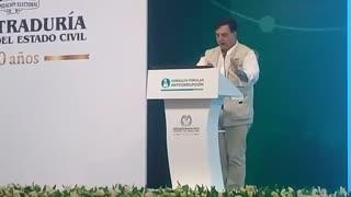 Registrador general habla sobre Consulta anticorrupción