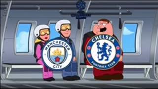 City vs Chelsea football | Championship league |
