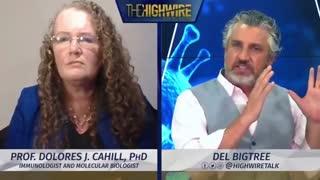 Entrevista a microbióloga Dolores Cahill