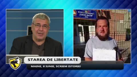 Emisiunea Starea de Libertate - editia din 7 iunie 2021