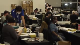 State of Georgia Fulton County's Multiply Ballot Counting Collection(Excepting others)