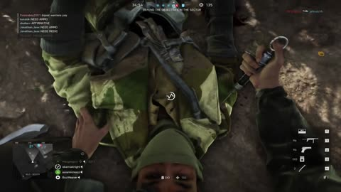 Hilarious! Solider Blown Into The Air Lands In Front of My Medic