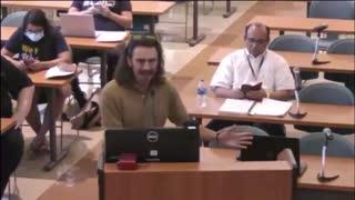Edinburg TX School District speech by Miguel Escobar