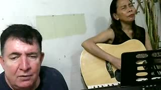 Friday Prayer and Music from the Philippines Missionaries Frank and Luz Williams