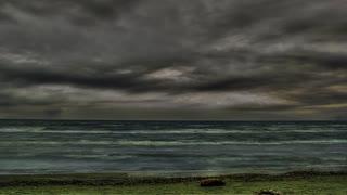 Lake Ontario HDR (Royalty Free Footage)