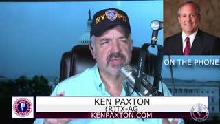 Texas Attorney General Ken Paxton on Fighting Biden