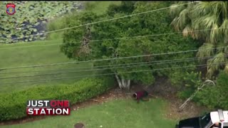 Florida Man Driving Stolen Vehicle Leads Police On Pursuit In Miramar