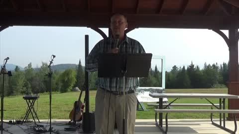 """Revelation 9 """"the Second Terror"""" by Pastor John"""