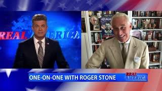 Real America - Dan Ball W/ Roger Stone (September 20, 2021)