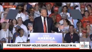 Donald Trump Everything Woke Turns to Shit