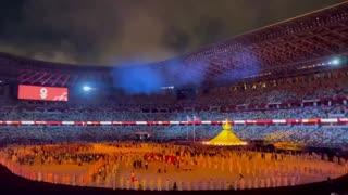Opening Ceremony Tokyo Olympics 2020