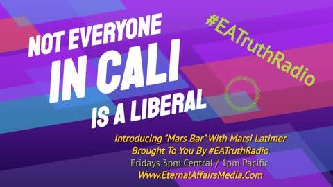 Short Talk on 'Mars Bar' w/ Conservative San Diegan Marsi Latimer