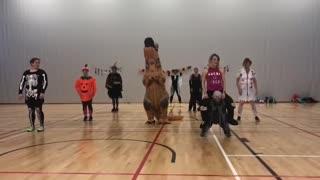 Savage Love Halloween Zumba Dance