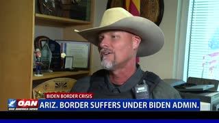 Ariz. border suffers under Biden admin.