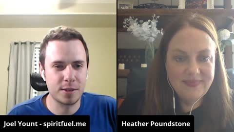 Heather Poundstone: Stepping Out By Faith!