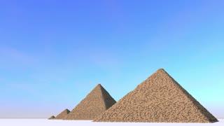 Wonder of Egypt Pyramids
