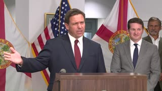 Florida Gov. Ron DeSantis Goes Nuclear on Biden Over New COVID Mandates in Must-See Rant