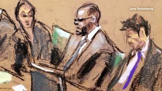 Singer R. Kelly a sexual 'predator' -prosecutor