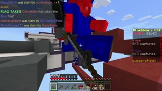 Minecraft capture the flag part 3