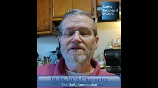 20201006 Character - The Daily Summation