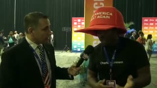 Rapping with Maga Challenger Winner Bryson Gray...