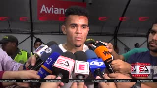 Luís Diaz fala sobre o FC Porto