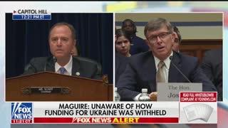 Schiff final remarks whistleblower hearing Part 4