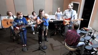 The Carter Family Band - Sweet Home Alabama