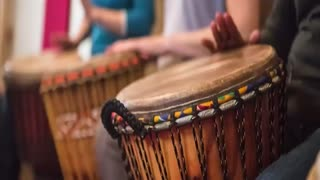 Relaxing Drum Music - Instrumental Music for Studying/Working