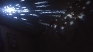 Tyler's light show
