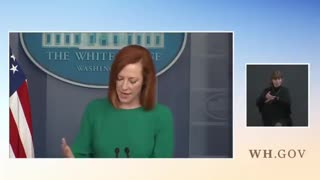 Reporter Clashes with Jen Psaki When She's Cornered About FEMA Visiting the Southern Border