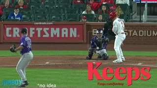 Umpire has near perfect game