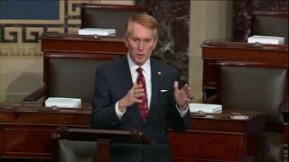 Senator Lankford Criticizes Biden's Economic Policies Causing American Worker Shortage