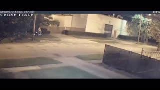 Thief gets his bike stolen. INSTANT KARMA