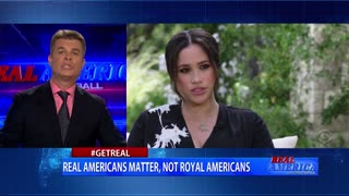 Real America - #GETREAL 'Real Americans Matter, Not Royal Americans'