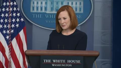 Doocy confronts Psaki about Biden being maskless in a DC restaurant