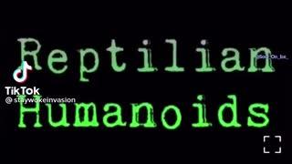 Reptilian humanoids exposed in 2021