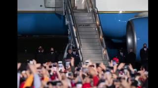 Trump rally in Georgia
