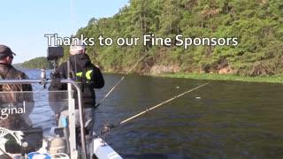 Smallmouth Bass Fishing on Lake James