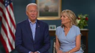 Joe Biden Gives BIZARRE Response to Hunter Scandal in Softball Interview
