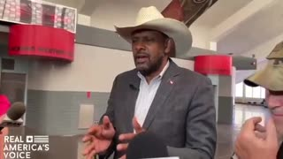 BRUTAL! Vernon Jones DESTROYS Leftist AZ Reporter