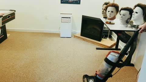 Self Isolated Horror Icon Michael Myers recreates Queen Music Video